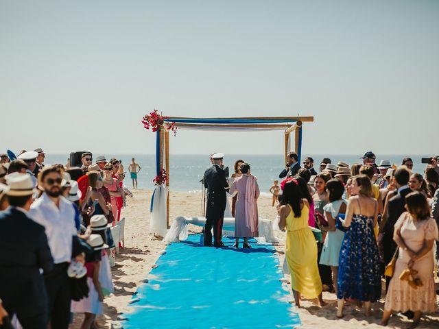 La boda de Jorge y Esperanza en El Palmar, Cádiz 29