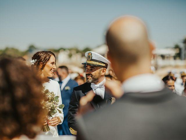 La boda de Jorge y Esperanza en El Palmar, Cádiz 34