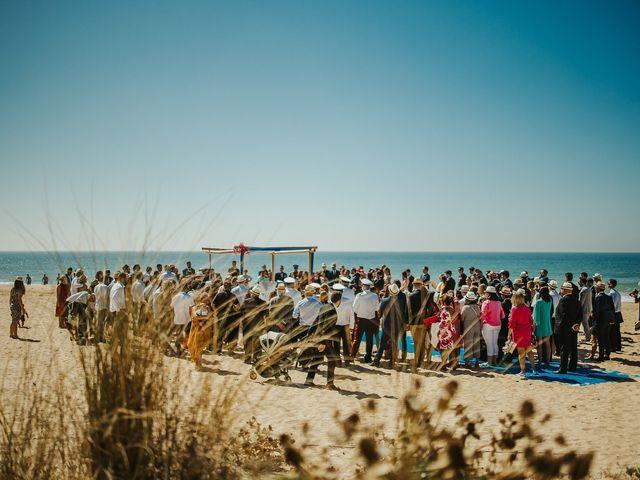 La boda de Jorge y Esperanza en El Palmar, Cádiz 38