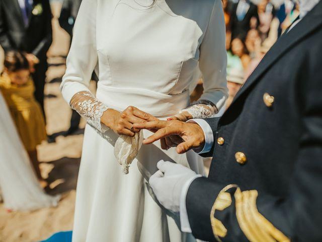 La boda de Jorge y Esperanza en El Palmar, Cádiz 41