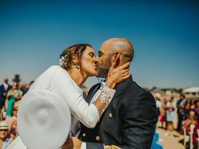 La boda de Jorge y Esperanza en El Palmar, Cádiz 42