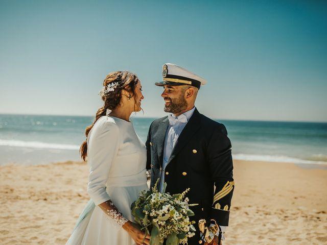 La boda de Jorge y Esperanza en El Palmar, Cádiz 44