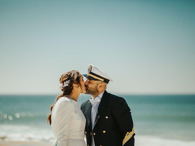 La boda de Jorge y Esperanza en El Palmar, Cádiz 45