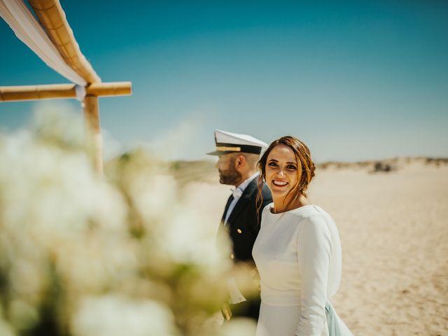 La boda de Jorge y Esperanza en El Palmar, Cádiz 2