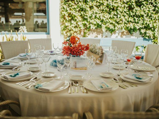 La boda de Jorge y Esperanza en El Palmar, Cádiz 53