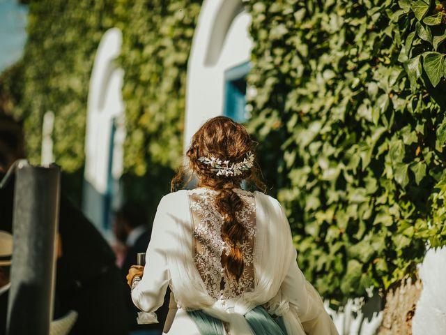 La boda de Jorge y Esperanza en El Palmar, Cádiz 55