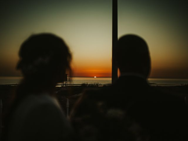 La boda de Jorge y Esperanza en El Palmar, Cádiz 59