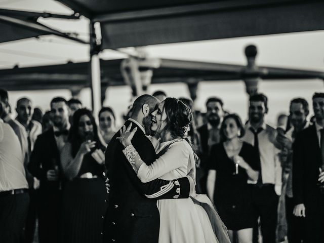 La boda de Jorge y Esperanza en El Palmar, Cádiz 60