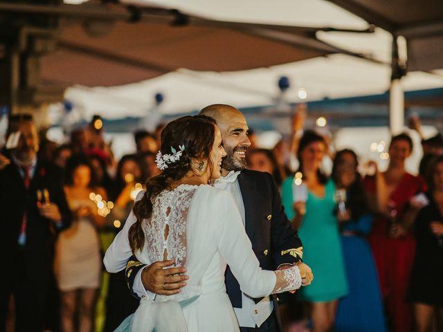La boda de Jorge y Esperanza en El Palmar, Cádiz 62