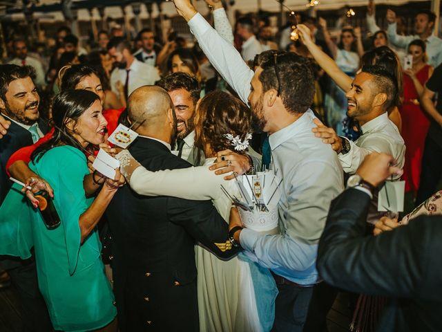 La boda de Jorge y Esperanza en El Palmar, Cádiz 63