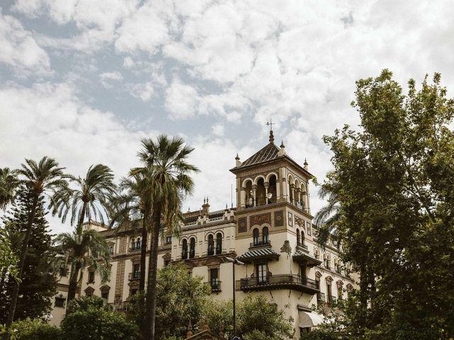 La boda de Neal y Jessie en Sevilla, Sevilla 2