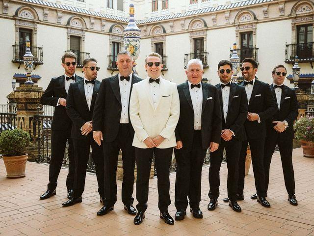 La boda de Neal y Jessie en Sevilla, Sevilla 10