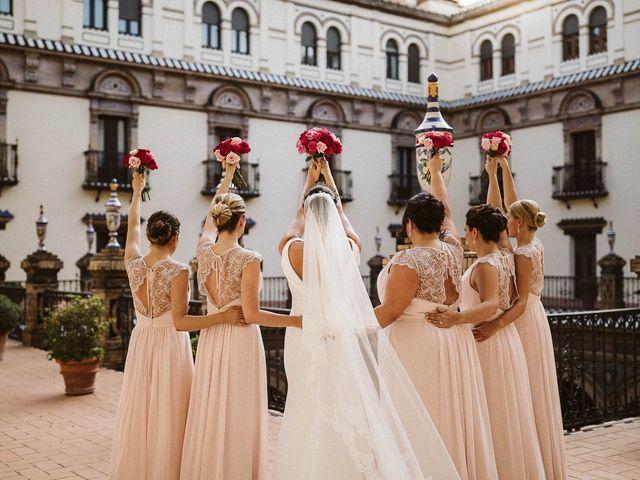La boda de Neal y Jessie en Sevilla, Sevilla 34
