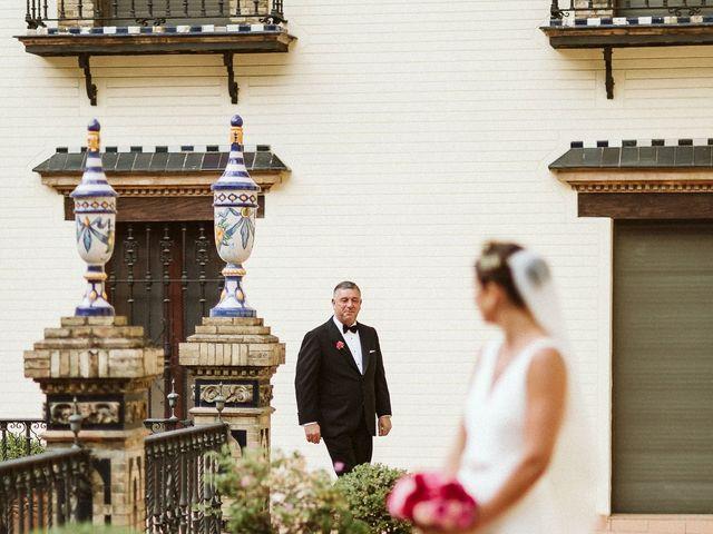 La boda de Neal y Jessie en Sevilla, Sevilla 36