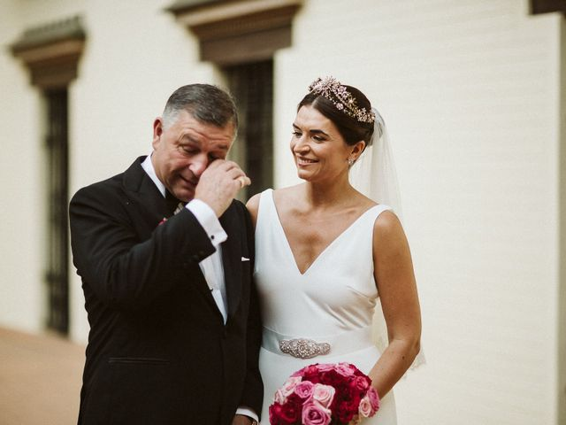 La boda de Neal y Jessie en Sevilla, Sevilla 38