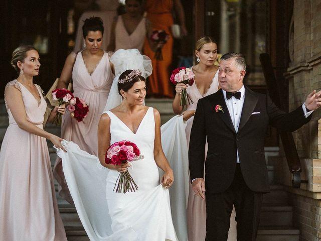 La boda de Neal y Jessie en Sevilla, Sevilla 41