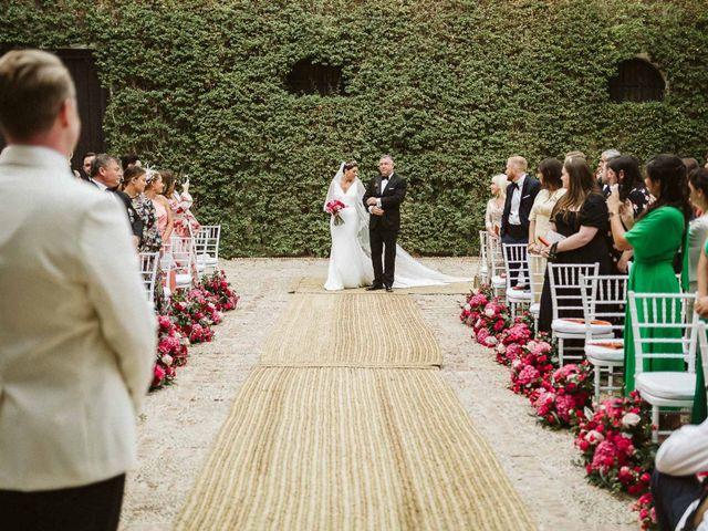 La boda de Neal y Jessie en Sevilla, Sevilla 46