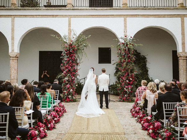 La boda de Neal y Jessie en Sevilla, Sevilla 49