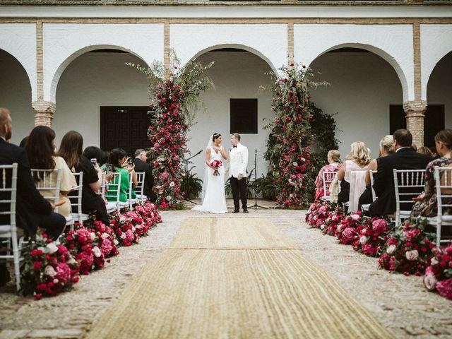 La boda de Neal y Jessie en Sevilla, Sevilla 56