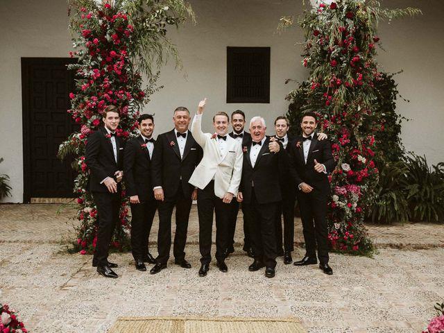 La boda de Neal y Jessie en Sevilla, Sevilla 61