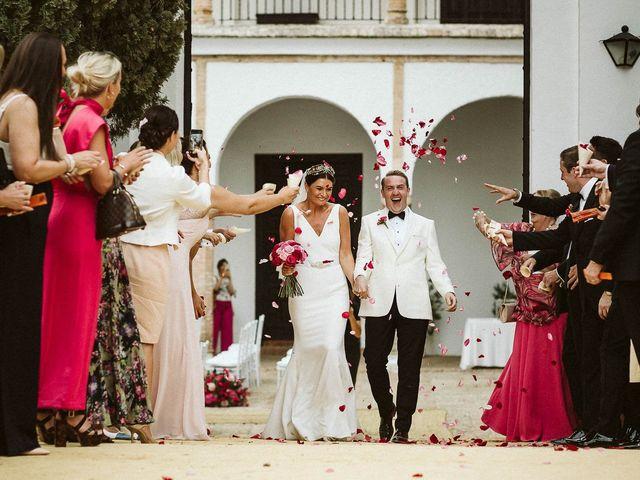 La boda de Neal y Jessie en Sevilla, Sevilla 62
