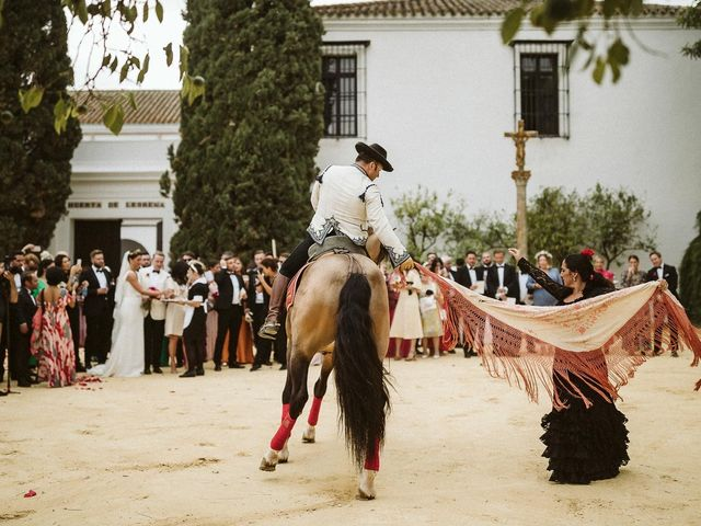 La boda de Neal y Jessie en Sevilla, Sevilla 65