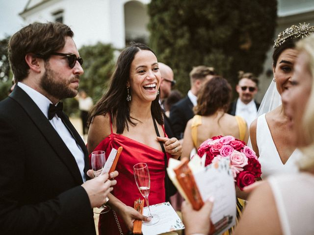 La boda de Neal y Jessie en Sevilla, Sevilla 72