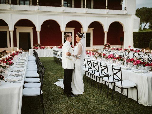 La boda de Neal y Jessie en Sevilla, Sevilla 81