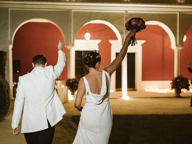 La boda de Neal y Jessie en Sevilla, Sevilla 109