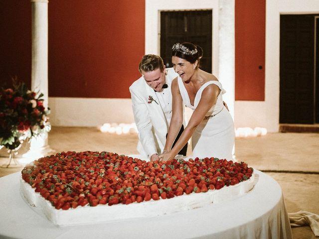 La boda de Neal y Jessie en Sevilla, Sevilla 122