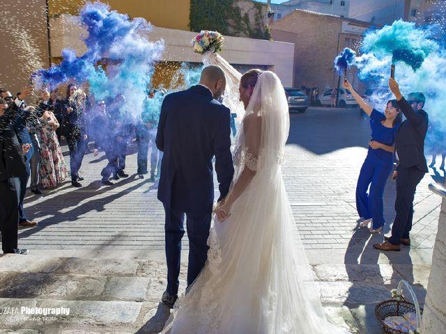 La boda de Álvaro y Gema en Almassora/almazora, Castellón 1