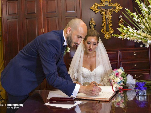 La boda de Álvaro y Gema en Almassora/almazora, Castellón 2