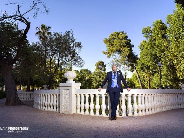 La boda de Álvaro y Gema en Almassora/almazora, Castellón 17
