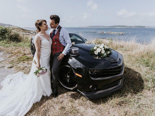 La boda de Santi y Jenni en Muxia, A Coruña 39