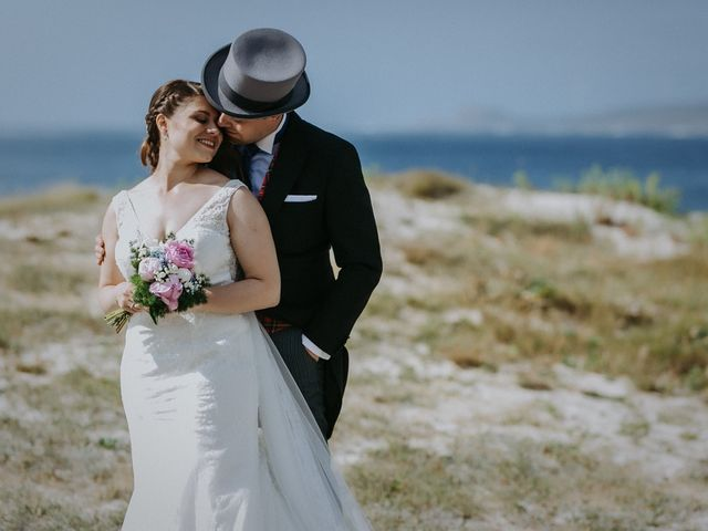 La boda de Santi y Jenni en Muxia, A Coruña 41