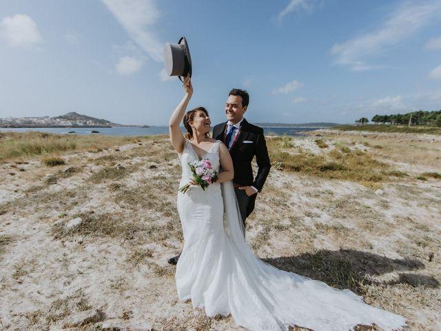 La boda de Santi y Jenni en Muxia, A Coruña 42