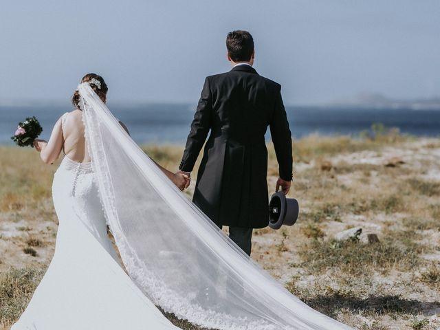 La boda de Santi y Jenni en Muxia, A Coruña 43