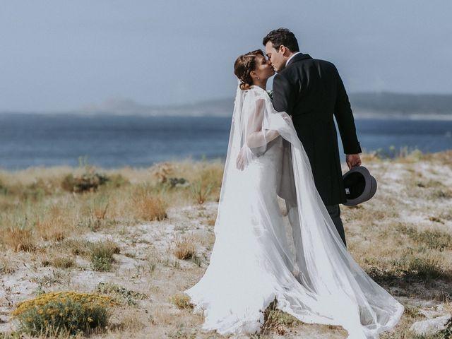 La boda de Santi y Jenni en Muxia, A Coruña 44