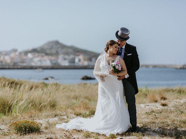 La boda de Santi y Jenni en Muxia, A Coruña 45
