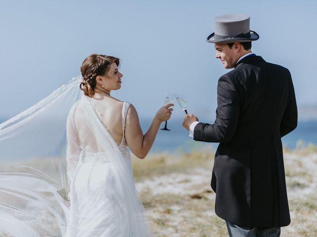 La boda de Jenni y Santi