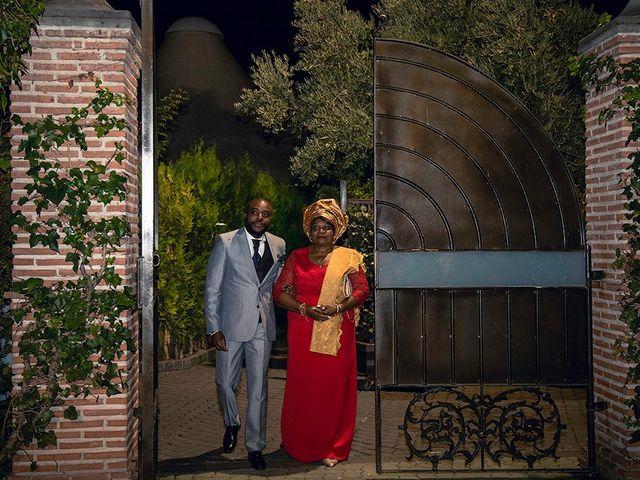 La boda de Silvia y Koku en Alcalá De Henares, Madrid 16