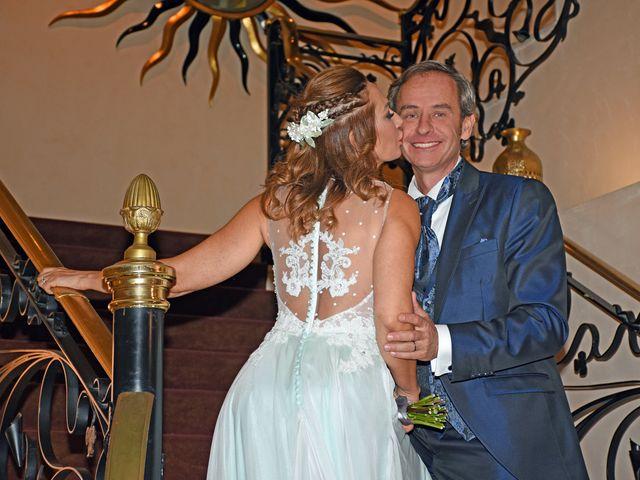 La boda de David y Bia