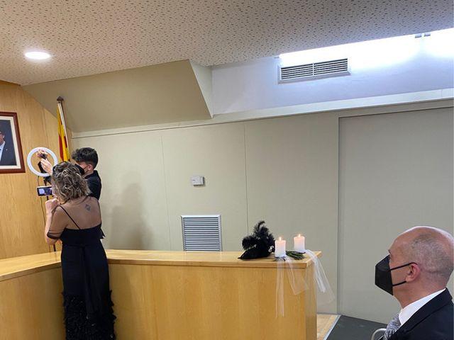 La boda de Julio y Maria José en Torrefarrera, Lleida 9