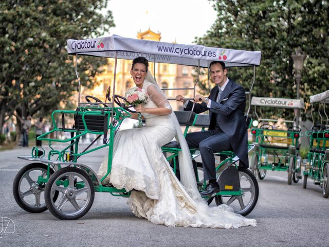 La boda de Rocio y Juanlu