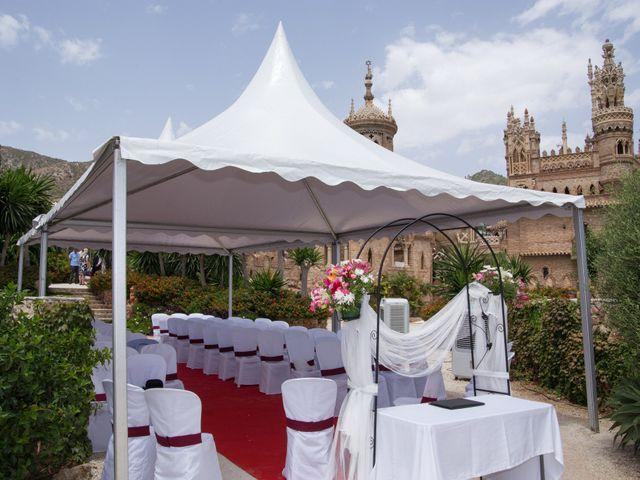 La boda de Tom y Becky en Pueblo Benalmadena, Málaga 7