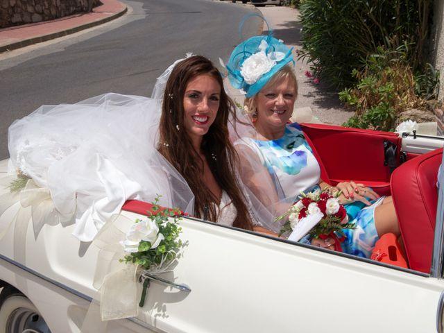 La boda de Tom y Becky en Pueblo Benalmadena, Málaga 8