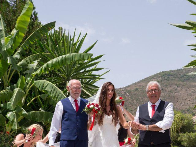La boda de Tom y Becky en Pueblo Benalmadena, Málaga 9