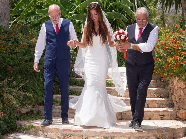 La boda de Tom y Becky en Pueblo Benalmadena, Málaga 10