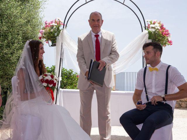 La boda de Tom y Becky en Pueblo Benalmadena, Málaga 12