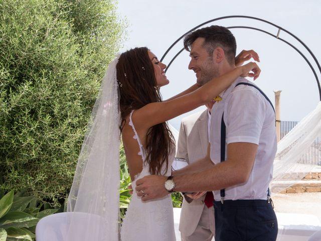 La boda de Tom y Becky en Pueblo Benalmadena, Málaga 13